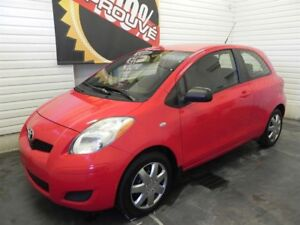 2010 Toyota Yaris CE, Manuelle, MP3