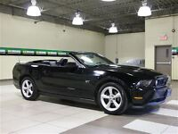 2010 Ford Mustang GT CONVERTIBLE AUTO A/C CUIR MAGS