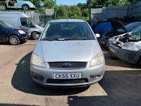 BREAKING Ford Focus C-Max Ghia 2 Silver door window glass wing front rear offside nearside motor