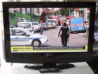 """Acoustic Solutions LCD32762HDF 32"""" HD Ready LCD TV w/ Freeview"""
