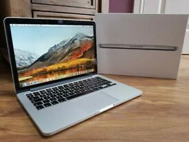 Apple MacBook Pro 13 inch RETINA Core i5 2.9 Ghz 8gb Ram 500GB SSD