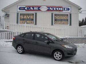 2015 Ford Fiesta SE HEATED SEATS BLUETOOTH VOICE COMMAND