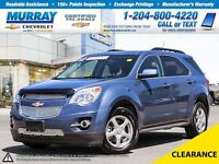 2012 Chevrolet Equinox AWD 4dr 1LT *Certified Pre-Owned, 0.9% Fi