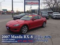 2007 Mazda RX-8 GS *Leather *MoonRoof *Summertime fun