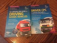 Driving standards agency hgv books