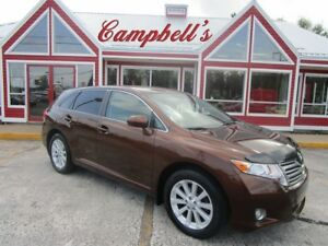 2012 Toyota Venza AWD VOICE COMMAND BLUETOOTH CRUISE