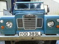 Landrover series 3 good condition