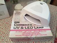 Nail lamp UV & LED