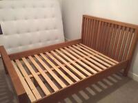 Unused Barker and Stonehouse Oak Bed Frame