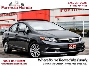 2012 Honda Civic EX | BLUETOOTH | SUNROOF