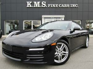 2014 Porsche Panamera 4 | FULLY LOADED | SOLD SOLD