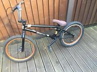 Wethepeople bmx black stunt bike 20 inches