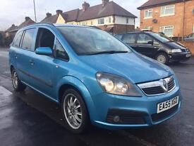 Vauxhall Zafira 1.9 diesel ,7 seats px fiat,ford,Bmw