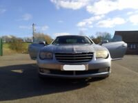 Chrysler, CROSSFIRE, Coupe, 2007, Manual, 3199 (cc), 2 doors