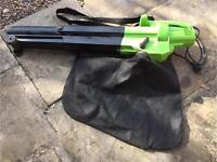 Garden Vac/ Leaf Blower