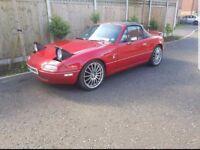 Mazda Mx5 Mk1 Eunos 1.6