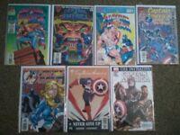 31 Captain America Bundle Marvel Comics