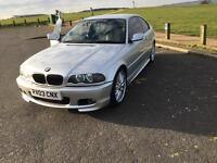 Bmw e46 325ci coupe