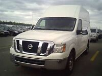 2012 Nissan NV Cargo 3500 HIGH TOP V8 A VENIR