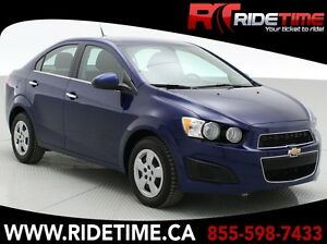 2014 Chevrolet Sonic LT Sedan - Automatic, SiriusXM, Remote Star