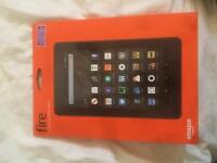 "AMAZON FIRE TABLET - 7"" 16GB - SEALED"