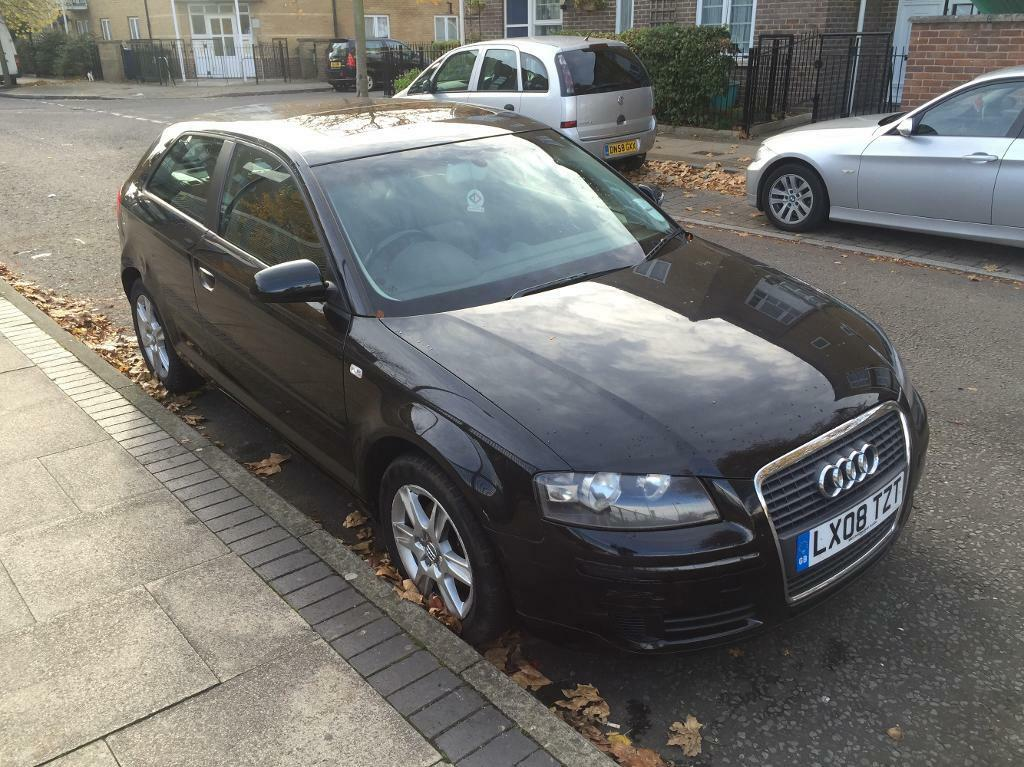 audi a3 2008 auto in camberwell london gumtree. Black Bedroom Furniture Sets. Home Design Ideas