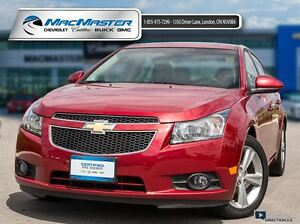 2012 Chevrolet Cruze LTZ Turbo
