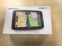 "New TomTom Start 62 GPS - 6"" Sat Nav System - Europe (23 countries) - New Sealed - Bargain Price"