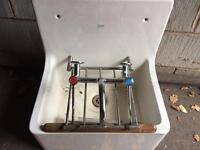 Original Caretakers sink