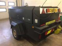 Ingersoll rand 260CFM compressor