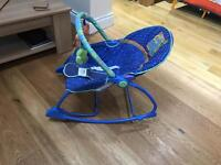 Fisher price baby rocker for sale