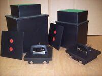Under floor safes