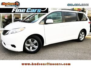 2012 Toyota Sienna LE 8 Passenger   DVD   REAR AIR   CERTIFIED