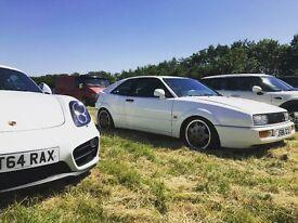 Volkswagen Corrado G60 Classic vw swap px