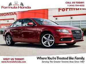 2010 Audi A4 2.0T PREMIUM | MANUAL | ACCIDENT FREE - FORMULA HO