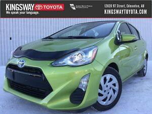 2016 Toyota Prius c - Upgrade Package