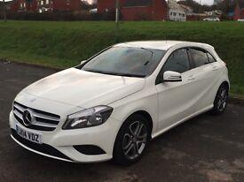 2014 Mercedes A180 Sport, 1.5L. Still under warranty with Mercedes until March 2017