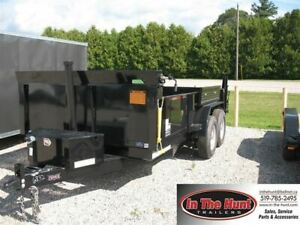 2019 Forest River FORCE 80X14 7 Ton Telescopic