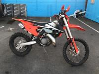 2017 KTM 125 EXC *FINANCE AVAILABLE* ROAD LEGAL ENDURO BIKE