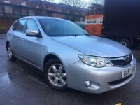 57 plate - Subaru Impreza R - 1.5 Petrol - Full service history - high/lower gear functionality