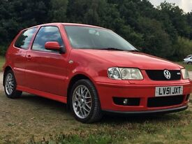 Polo 6N2 GTI 1.6 - Great Condition