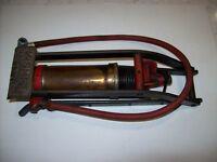 Vintage KISMET Foot Pump