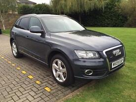 2009 AUDI Q5 - LOADS OF EXTRAS- NEW CAM AND BREAKS