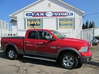 2013 Dodge Ram 1500 OUTDOORSMAN 4X4!! 5.7 HEMI!! CRUISE!! PL PS