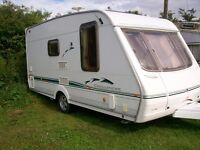 swift challenger 2 berth 05 with end dressing/shower room no damp in ex condition