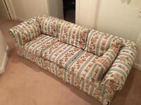 3 seater sofa in good condition for sale
