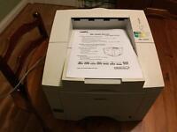 Samsung laser printer.