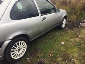 2002 (02) MK5 Fiesta 1.25