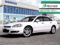 2008 Chevrolet Impala LTZ PST PAID!!