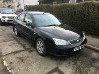 2005 Ford Mondeo, 2.0 Tdci Lx, 130 BHP, 6 Speed Gearbox, 6 months mot